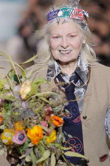 Vivienne Westwood 2017-18AW ロンドンコレクション 画像60/62