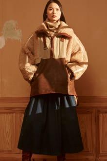 Chloé 2017 Pre-Fall Collectionコレクション 画像8/34
