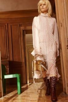 Chloé 2017 Pre-Fall Collectionコレクション 画像33/34
