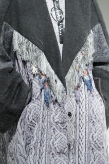 文化服装学院 2017 卒業制作ショー(午後の部) -高度専門士科- 2017-18AW 東京コレクション 画像31/176