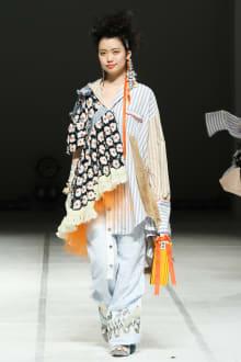 文化服装学院 2017 卒業制作ショー(午後の部) -高度専門士科- 2017-18AW 東京コレクション 画像79/176