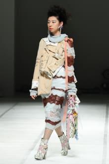 文化服装学院 2017 卒業制作ショー(午後の部) -高度専門士科- 2017-18AW 東京コレクション 画像83/176