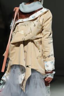 文化服装学院 2017 卒業制作ショー(午後の部) -高度専門士科- 2017-18AW 東京コレクション 画像84/176