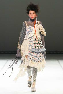 文化服装学院 2017 卒業制作ショー(午後の部) -高度専門士科- 2017-18AW 東京コレクション 画像87/176