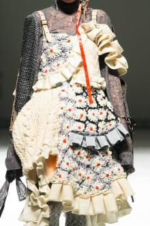 文化服装学院 2017 卒業制作ショー(午後の部) -高度専門士科- 2017-18AW 東京コレクション 画像88/176