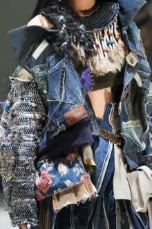 文化服装学院 2017 卒業制作ショー(午後の部) -高度専門士科- 2017-18AW 東京コレクション 画像102/176