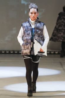 文化服装学院 2017 卒業制作ショー(午後の部) -高度専門士科- 2017-18AW 東京コレクション 画像117/176
