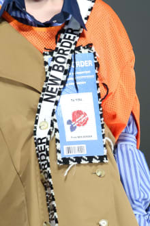 文化服装学院 2017 卒業制作ショー(午後の部) -高度専門士科- 2017-18AW 東京コレクション 画像125/176