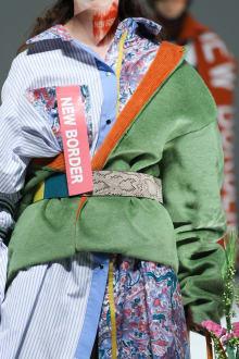文化服装学院 2017 卒業制作ショー(午後の部) -高度専門士科- 2017-18AW 東京コレクション 画像139/176