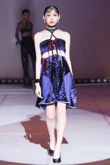 文化服装学院 2017 卒業制作ショー(午後の部) -高度専門士科- 2017-18AW 東京コレクション 画像145/176