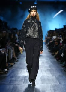 Dior 2017-18AW パリコレクション 画像54/69