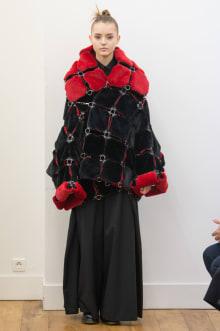 noir kei ninomiya 2017-18AW パリコレクション 画像2/28