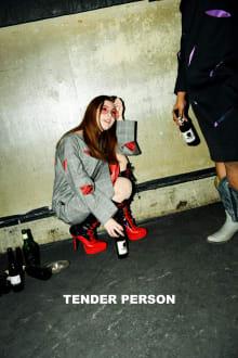 TENDER PERSON 2017-18AWコレクション 画像9/29