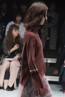 5-knot 2017-18AW 東京コレクション 画像37/40