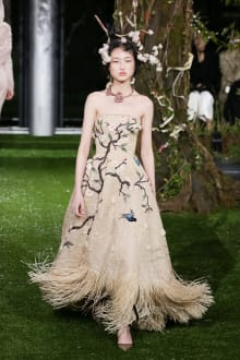 Dior 2017SS Couture 東京コレクション 画像132/166
