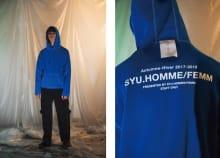 SYU.HOMME/FEMM 2017-18AWコレクション 画像3/14