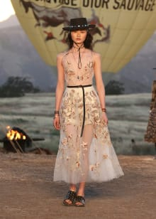 Dior 2018SS Pre-Collectionコレクション 画像9/85