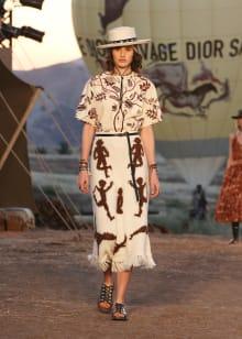 Dior 2018SS Pre-Collectionコレクション 画像27/85