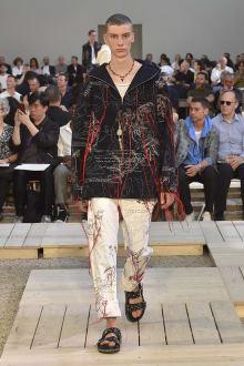 Alexander McQueen 2018SS パリコレクション 画像27/39
