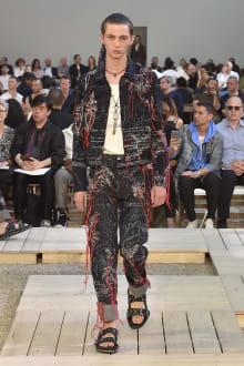 Alexander McQueen 2018SS パリコレクション 画像29/39