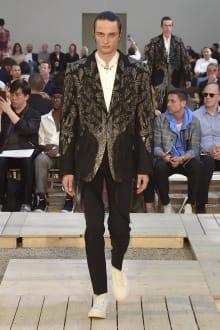 Alexander McQueen 2018SS パリコレクション 画像38/39