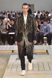 Alexander McQueen 2018SS パリコレクション 画像39/39