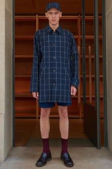 A.P.C. -Men's- 2018SS パリコレクション 画像1/15