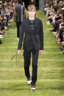 DIOR HOMME 2018SS パリコレクション 画像14/47