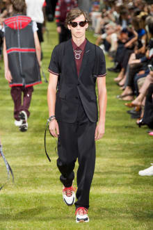 DIOR HOMME 2018SS パリコレクション 画像31/47