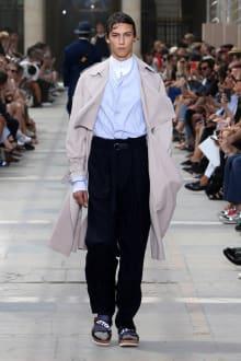 LOUIS VUITTON -Men's- 2018SS パリコレクション 画像2/42