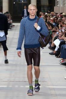 LOUIS VUITTON -Men's- 2018SS パリコレクション 画像4/42