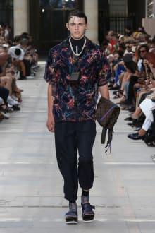 LOUIS VUITTON -Men's- 2018SS パリコレクション 画像9/42