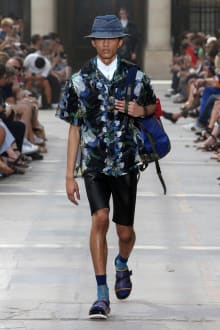 LOUIS VUITTON -Men's- 2018SS パリコレクション 画像23/42