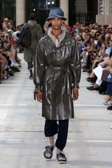 LOUIS VUITTON -Men's- 2018SS パリコレクション 画像28/42