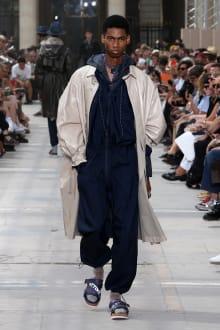 LOUIS VUITTON -Men's- 2018SS パリコレクション 画像31/42