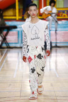 Vivienne Westwood 2018SS ロンドンコレクション 画像2/83