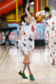 Vivienne Westwood 2018SS ロンドンコレクション 画像27/83