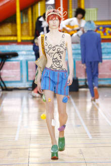 Vivienne Westwood 2018SS ロンドンコレクション 画像35/83