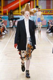 Vivienne Westwood 2018SS ロンドンコレクション 画像37/83