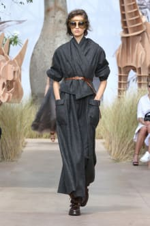 Dior 2017-18AW Couture パリコレクション 画像2/67
