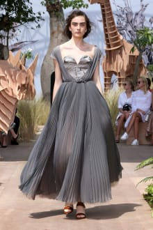 Dior 2017-18AW Couture パリコレクション 画像3/67