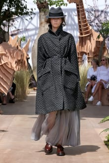Dior 2017-18AW Couture パリコレクション 画像4/67