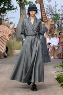 Dior 2017-18AW Couture パリコレクション 画像17/67