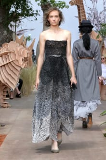 Dior 2017-18AW Couture パリコレクション 画像18/67
