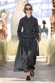 Dior 2017-18AW Couture パリコレクション 画像21/67