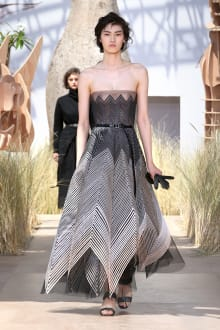 Dior 2017-18AW Couture パリコレクション 画像22/67