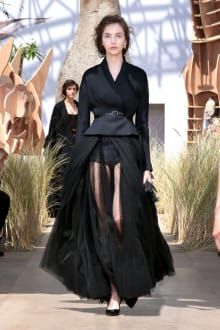 Dior 2017-18AW Couture パリコレクション 画像24/67