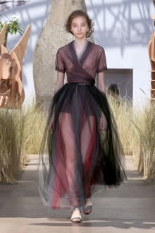Dior 2017-18AW Couture パリコレクション 画像26/67