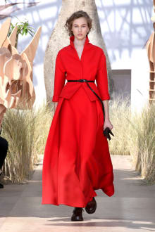 Dior 2017-18AW Couture パリコレクション 画像27/67