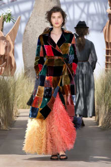 Dior 2017-18AW Couture パリコレクション 画像28/67